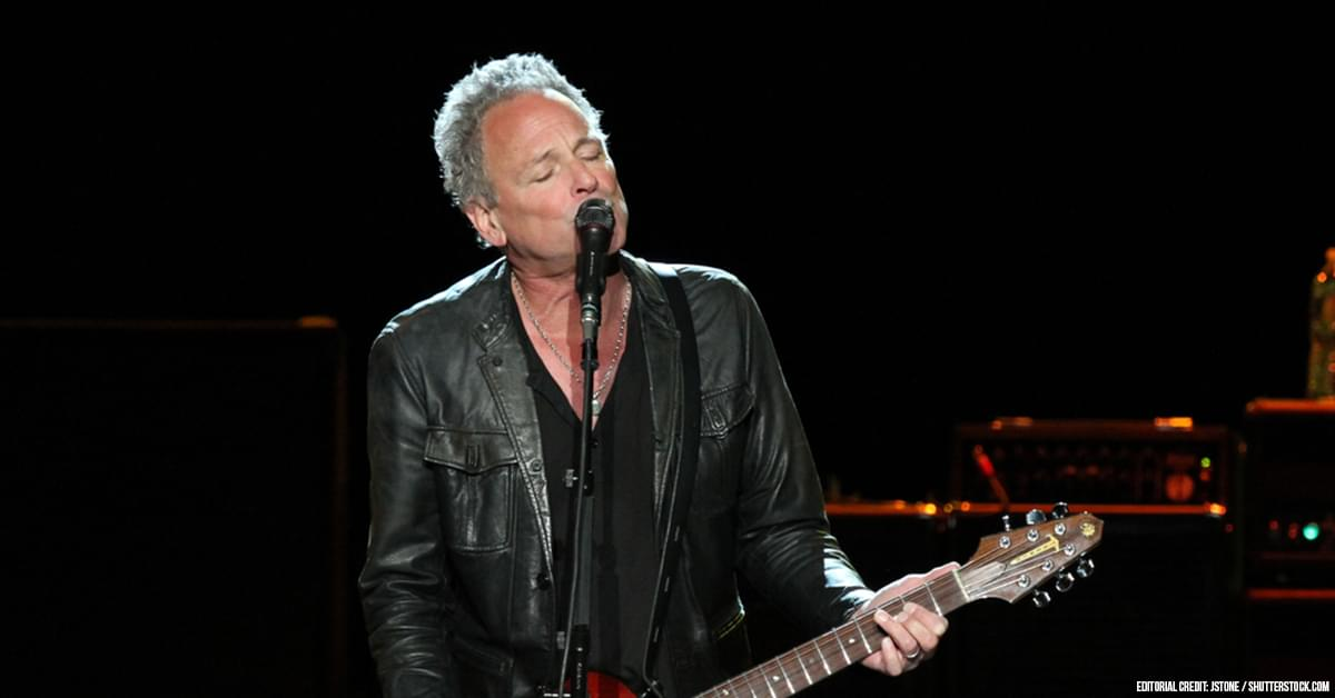 Lindsey Buckingham Says He Doesn't Miss Fleetwood Mac