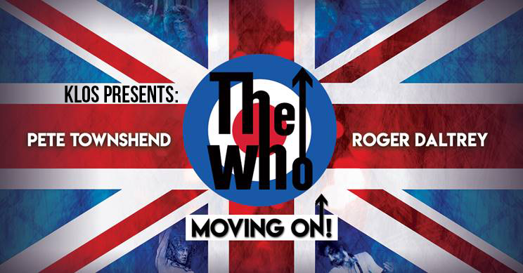 KLOS PRESENTS: The Who: Moving On!