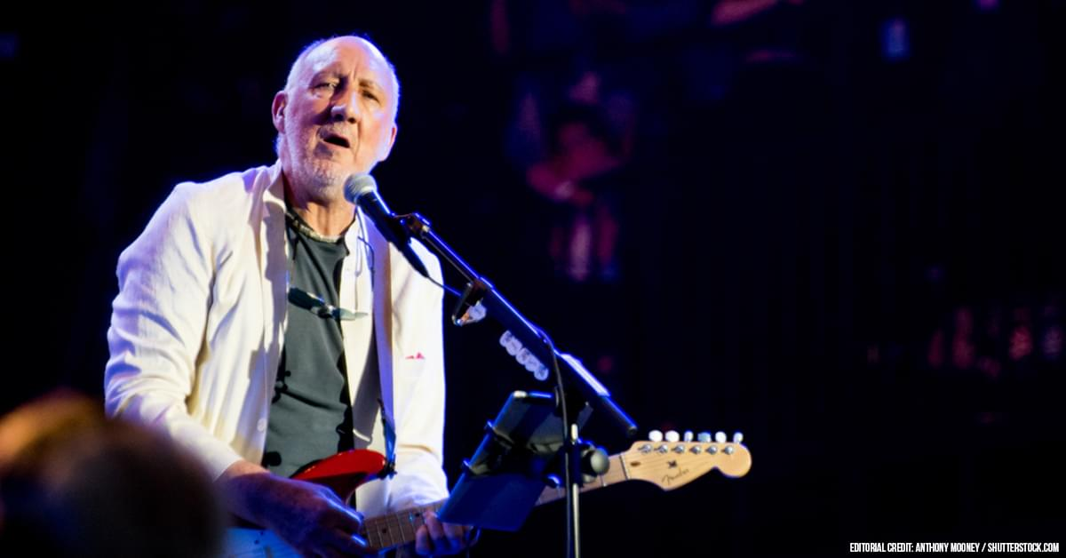The Who's Pete Townshend Admits That He Used To Hope The Band Would Fail