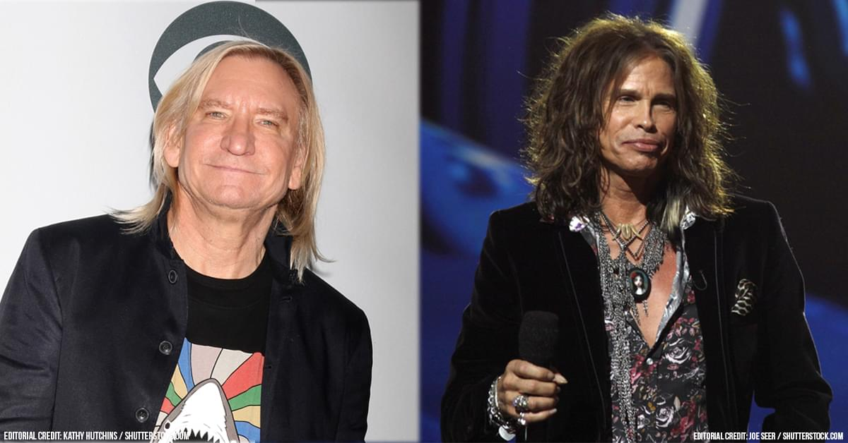 Steven Tyler and Joe Walsh Discuss Their Sobriety