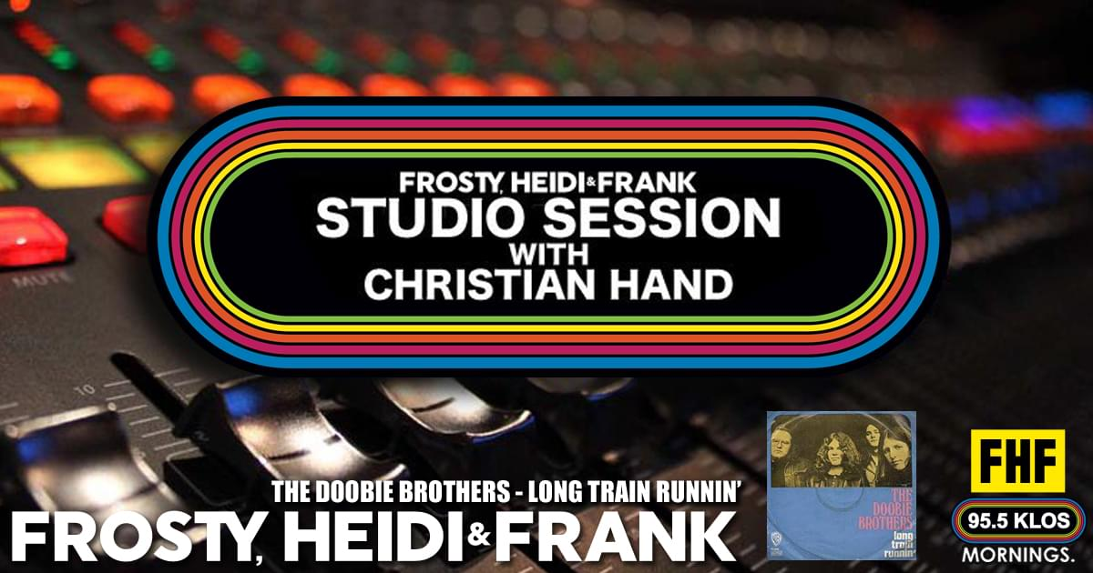 FHF Studio Session With Christian James Hand 2/11/19