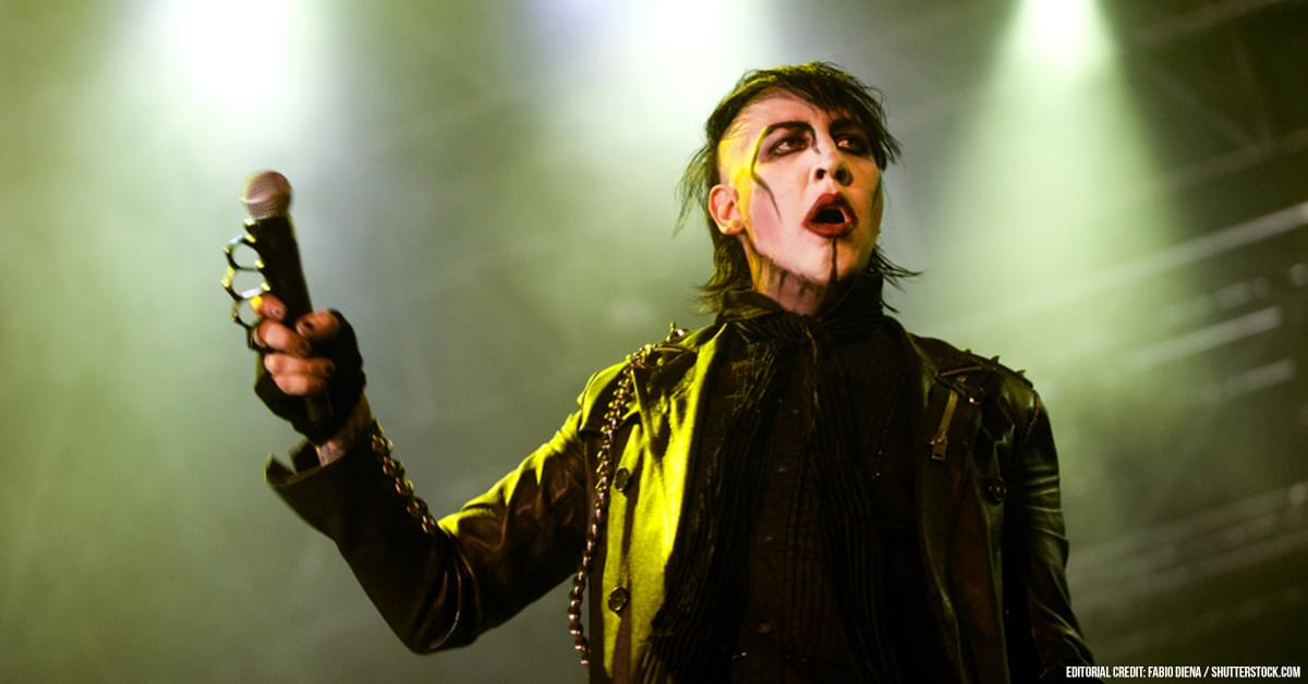 Pop Star Gets Marilyn Manson Face Tattoo On Her Side