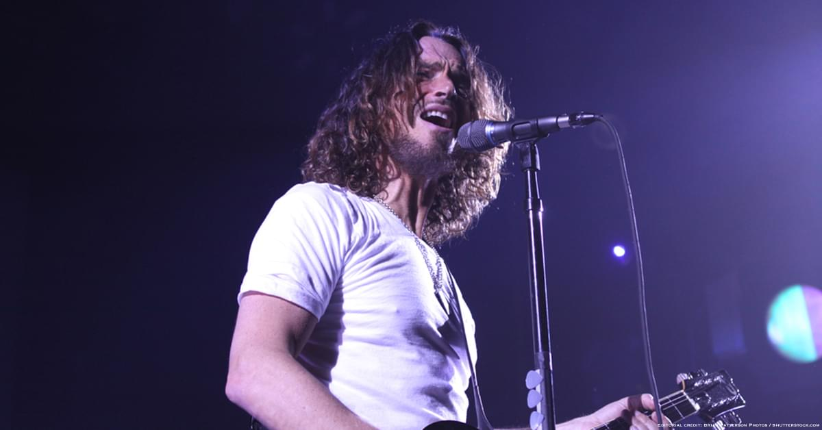 Brad Pitt Is Producing a Chris Cornell Movie