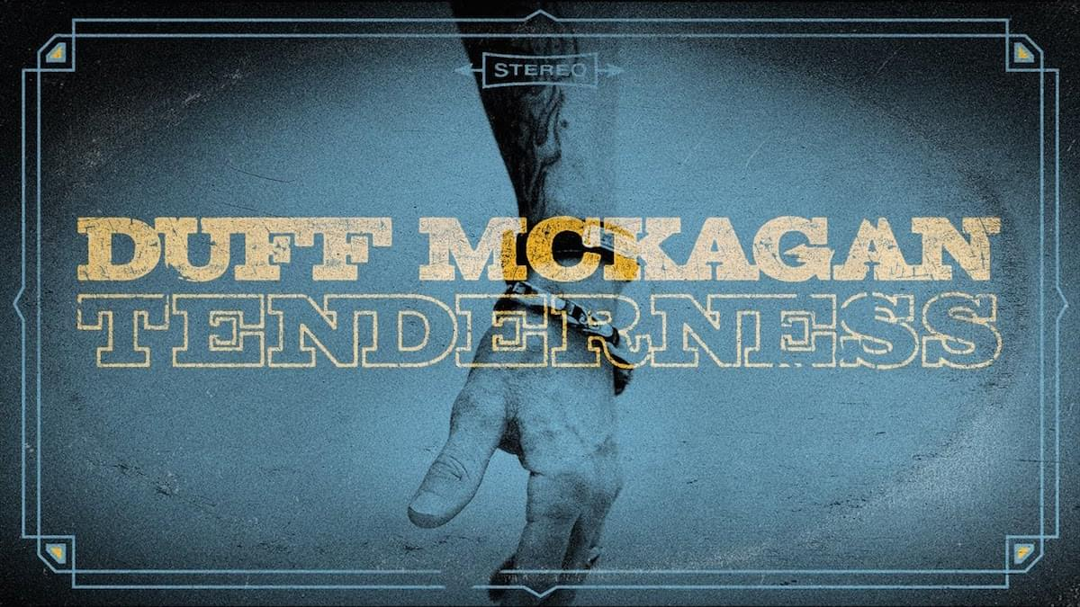 "Listen to Duff McKagan's New Song, ""Tenderness"""
