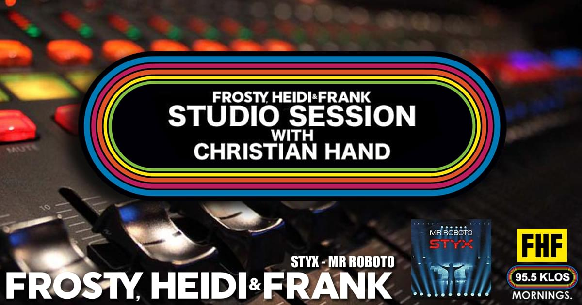 FHF Studio Session With Christian James Hand 3/4/19