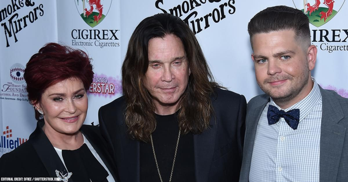 "Sharon + Jack Osbourne Give Ozzy Health Update: ""He's Complaining a Lot"""