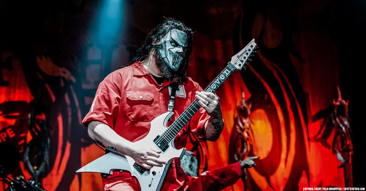 Slipknot Split with Percussionist Chris Fehn in Official Statement