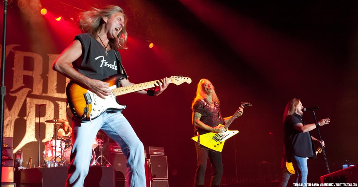 Lynyrd Skynyrd Working on New Album