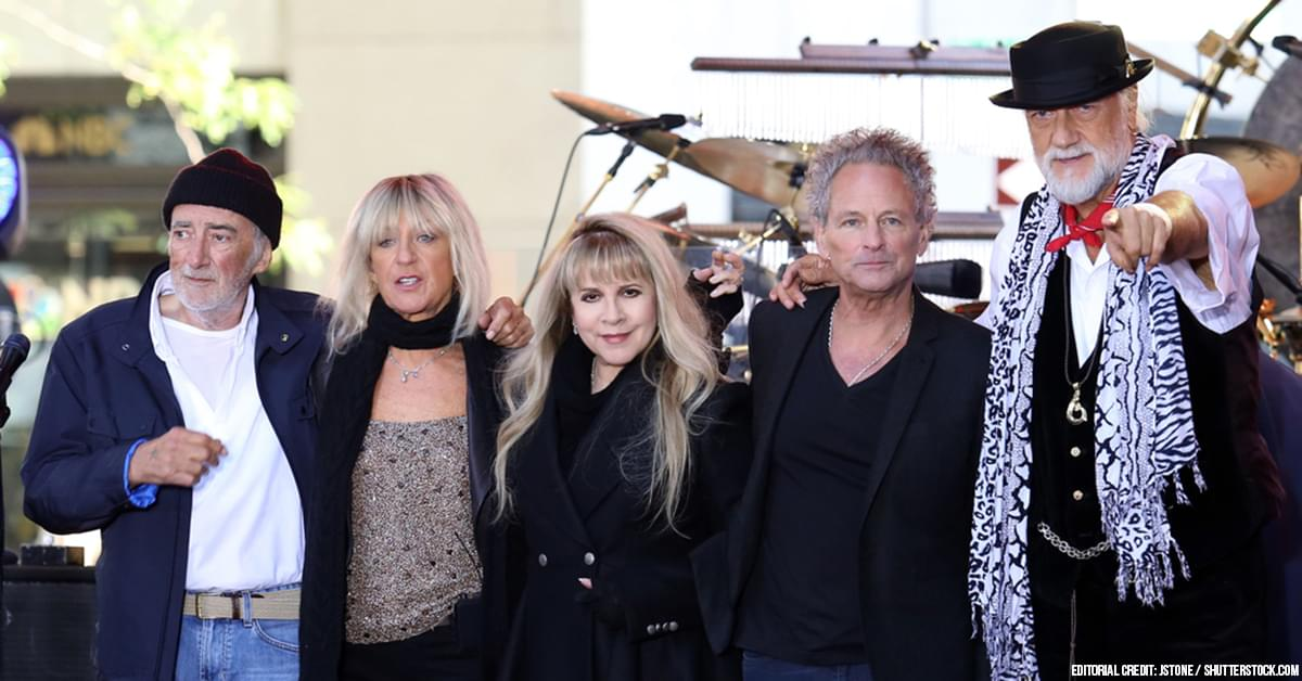 Fleetwood Mac Had No Choice But to Split With Lindsey Buckingham