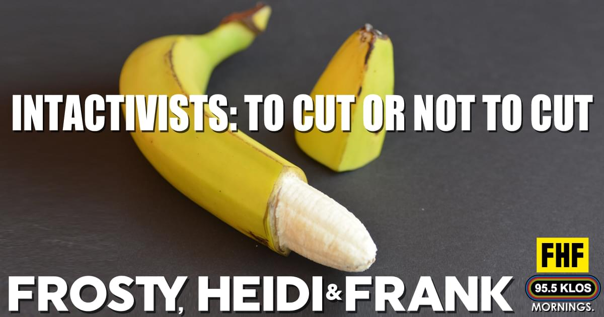 Intactivists: To Cut Or Not To Cut