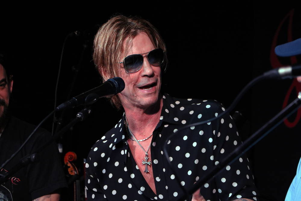 Duff McKagan's New Song 'Feel' Inspired By Deaths Of Weiland, Prince, Cornell and Bennington