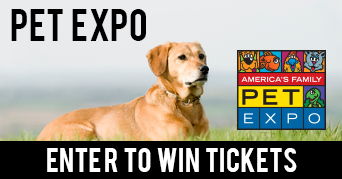 Enter To Win Tickets To America's Family Pet Expo