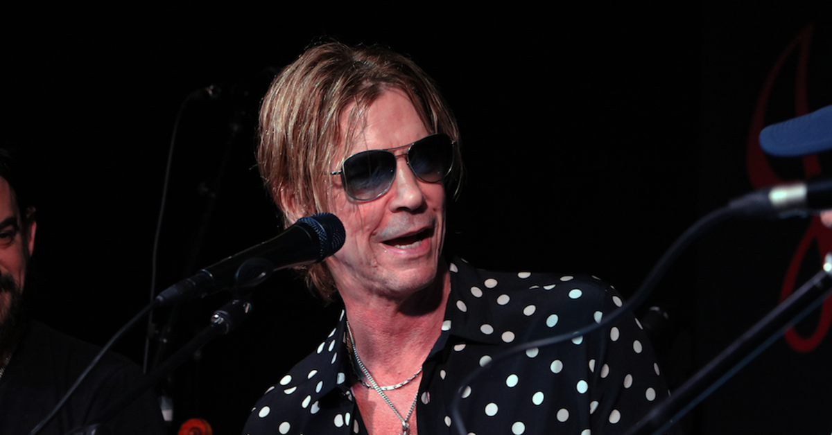 "Guns N' Roses' Duff McKagan: Speaking Out is ""What We're Supposed To Do"""