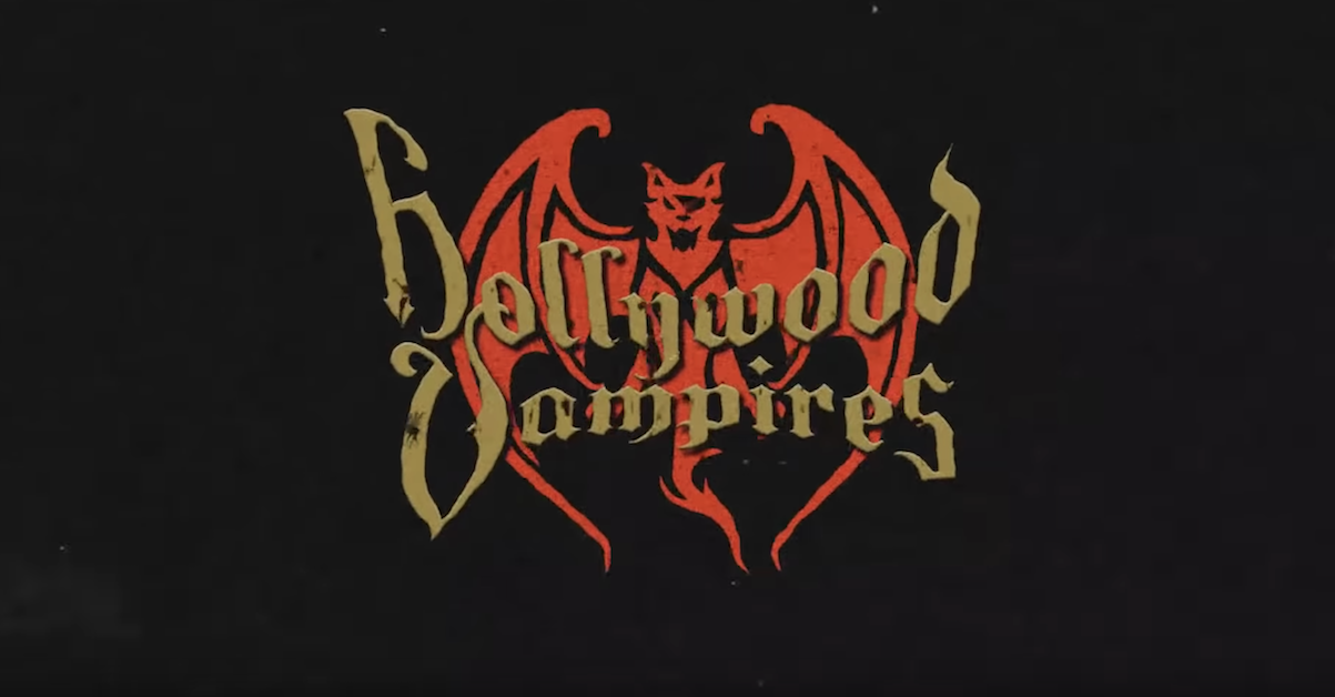 "Hollywood Vampires Release New Song ""Who's Laughing Now"""