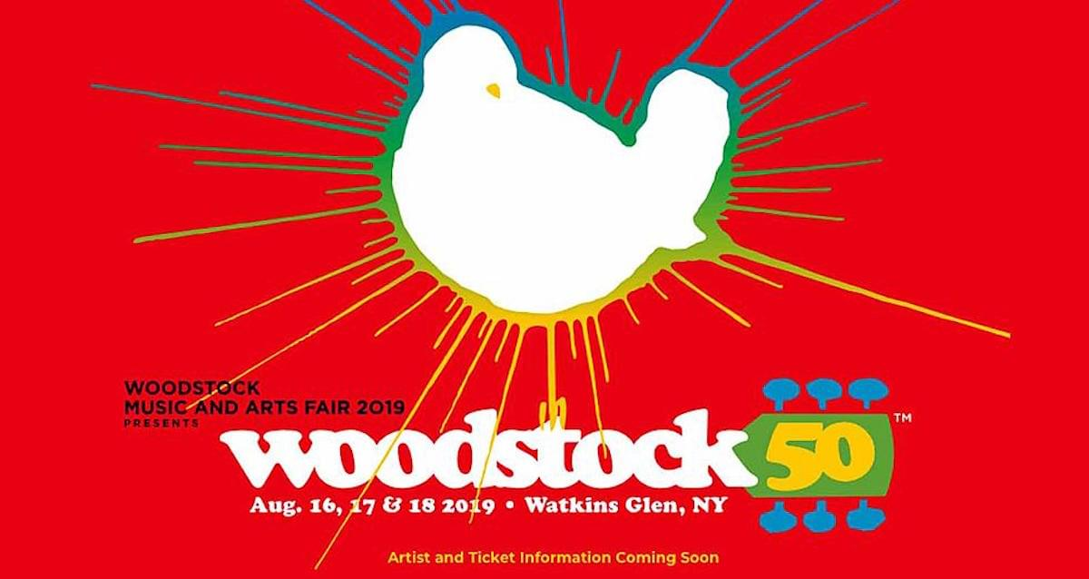Woodstock 50 Reportedly Gets New Financial Backing