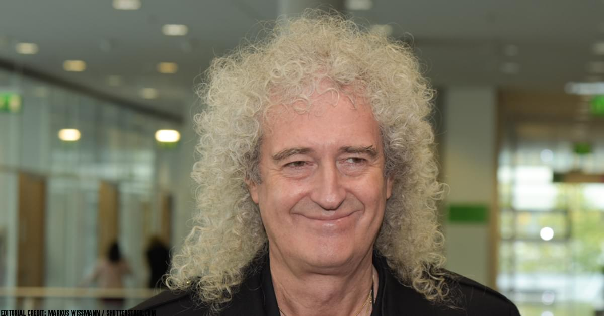"""Queen's Brian May Says He Hasn't """"Earned a Penny"""" From Bohemian Rhapsody"""