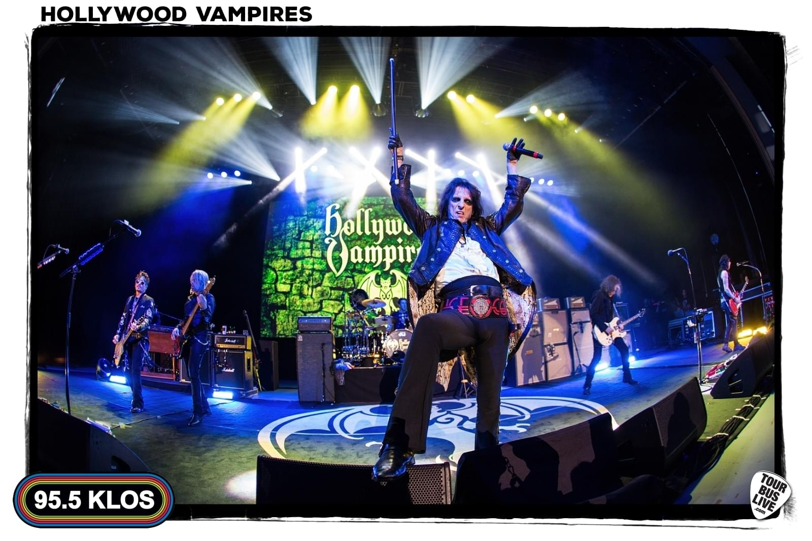 PICTURES: Hollywood Vampires at KLOS 50th Golden Anniversary Gala
