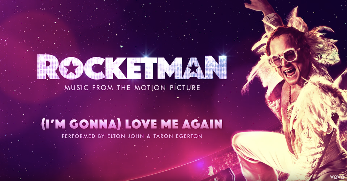 Elton John Releases New Song, '(I'm Gonna) Love Me Again'