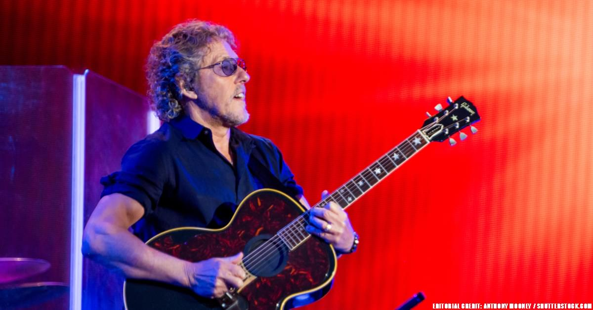 The Who's Roger Daltrey Explains His Allergy to Pot