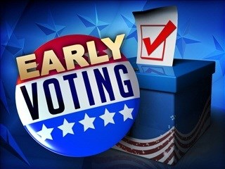 Latest Early Polling Numbers In Wichita County