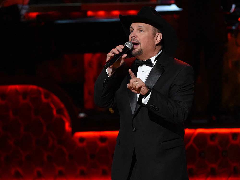 Garth Brooks, Ricky Skaggs, Jerry Reed & More Inducted Into Musicians Hall of Fame