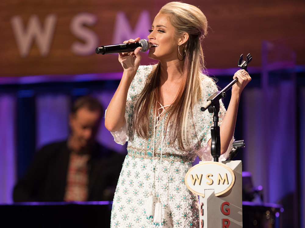 Newcomer Brooke Eden Makes Grand Ole Opry Debut