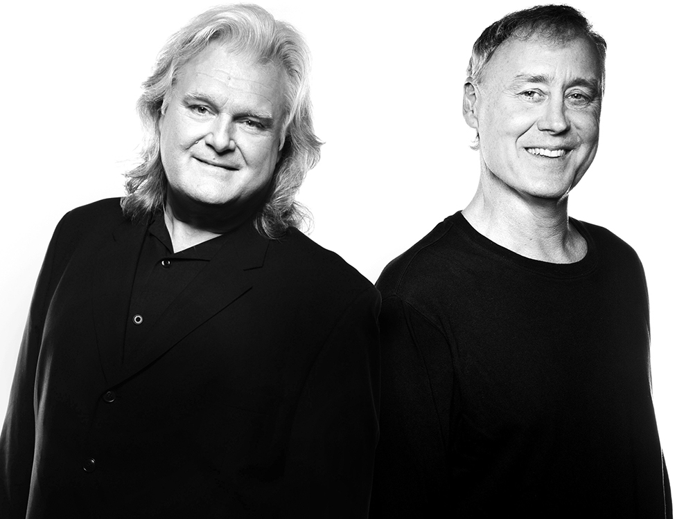 Ricky Skaggs and Bruce Hornsby Reunite for Select Tour Dates