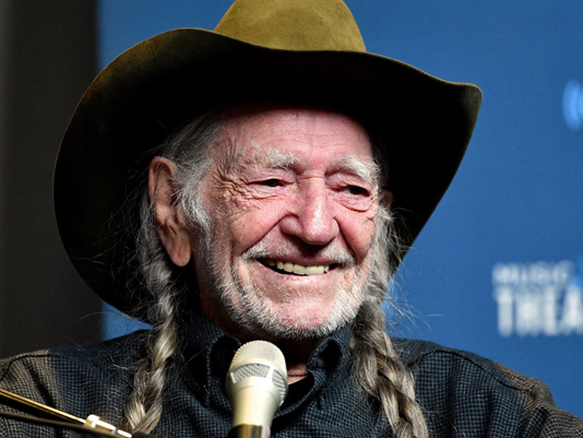 Willie Nelson On Fans Angry Over Beto Rally: 'We're Not Happy 'Til They're Not Happy'