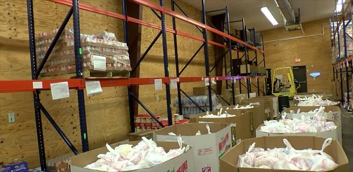 Wichita Falls Area Food Bank Shares How A Government Shutdown Could Impact Them