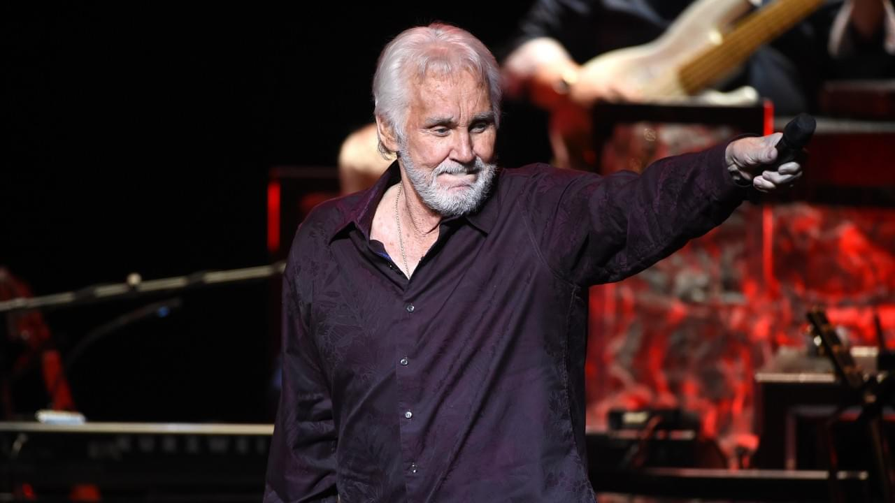 Kenny Rogers Cancels Remainder Of Farewell Tour