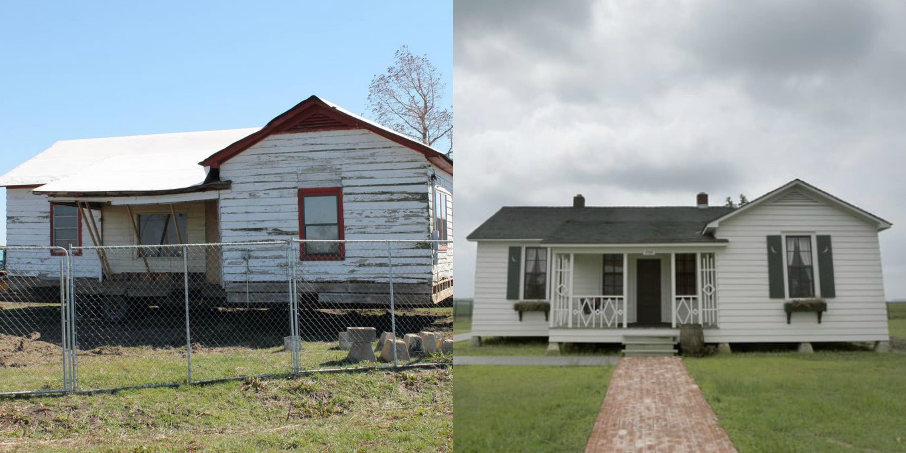 Johnny Cash's Childhood Home Added To National Register Of Historic Places