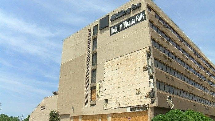 Wichita Falls City Leaders Taking Aggressive Action On Abandoned Hotel
