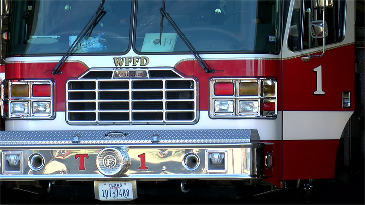 WFFD Prepares To Help Fight California Wildfires