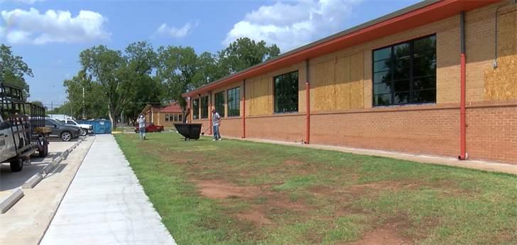 Burkburnett Middle School Receives New Upgrades