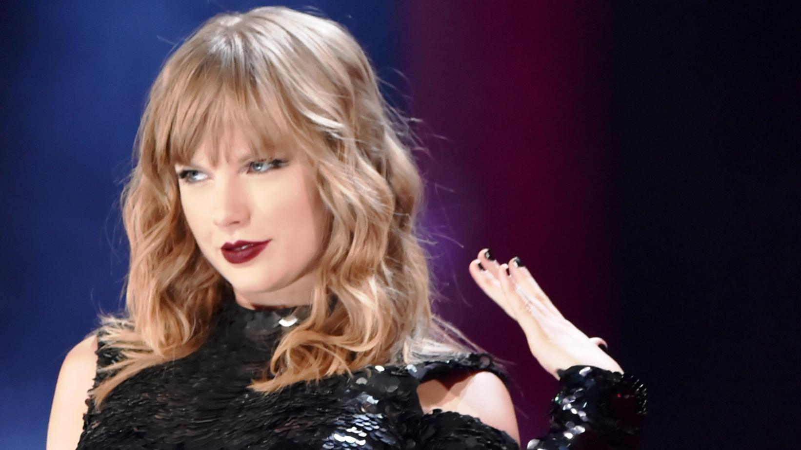 Taylor Swift Causes Spike In Voter Registration