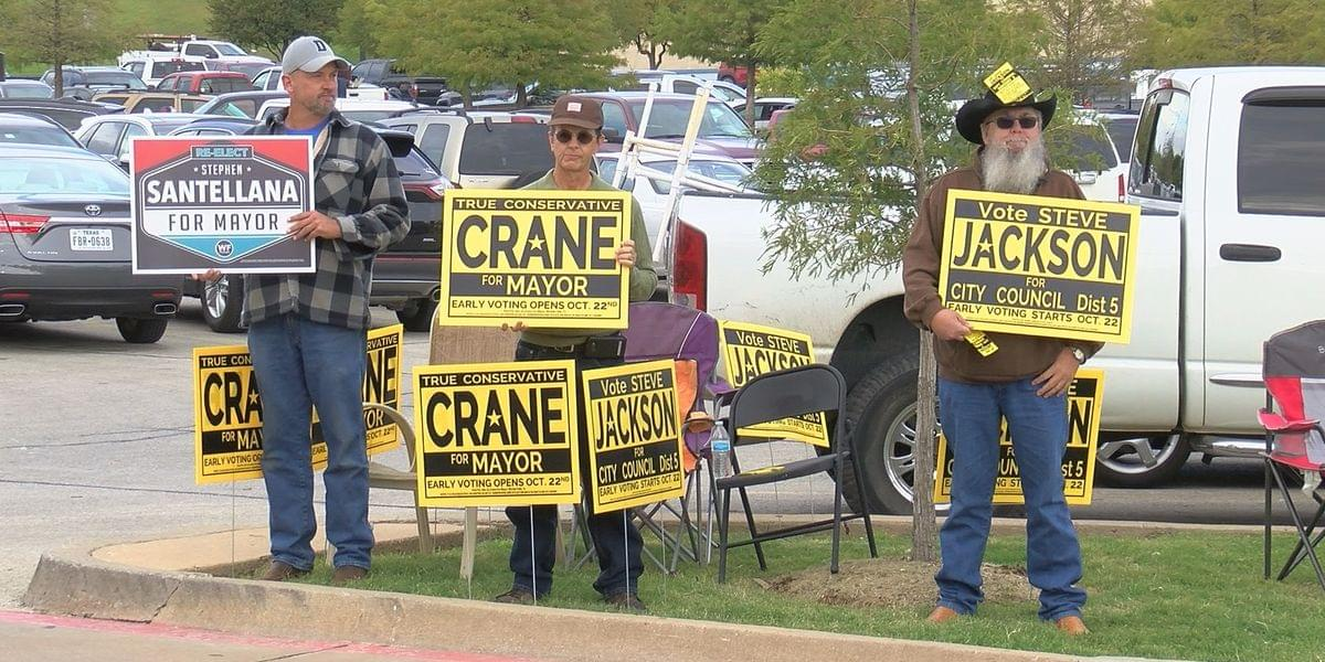 Some 'Vote No' Supporters Back Wichita Falls Candidates