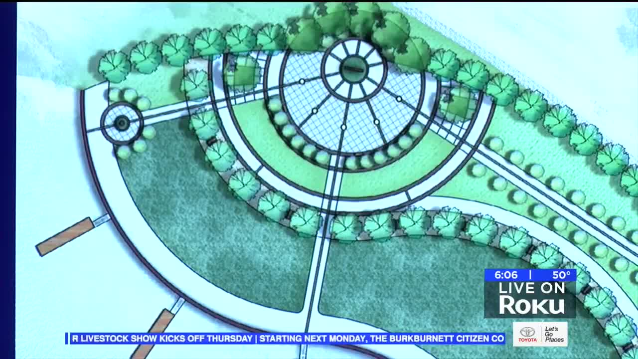 Design Firm Presents Ideas For Lake Wichita Projects