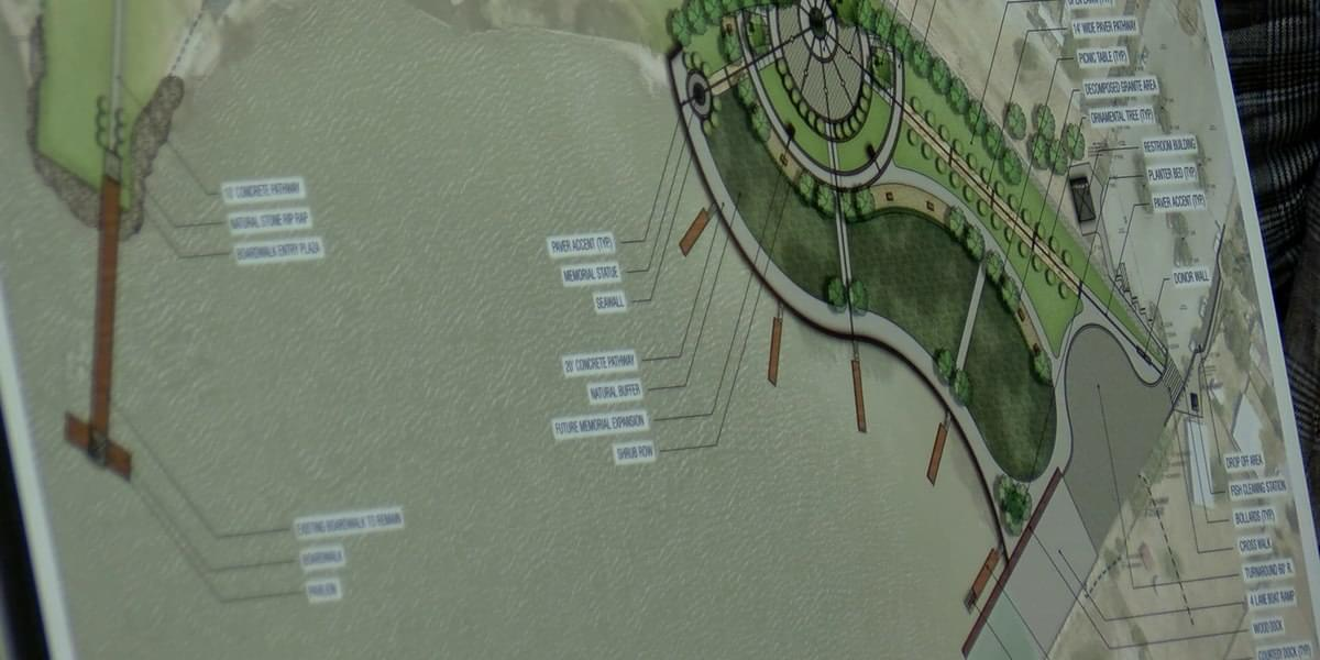 Design, Estimated Cost Presented To Committee For Lake Wichita Project