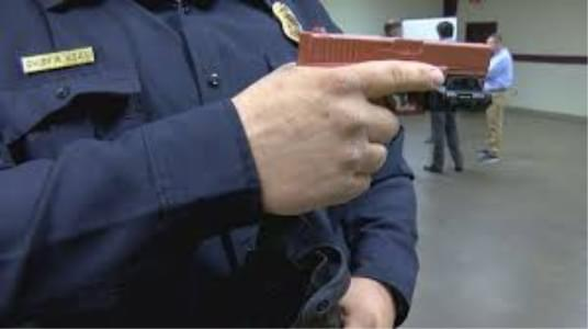 Vernon PD First In Texas To Implement Weapon Mounted Cameras