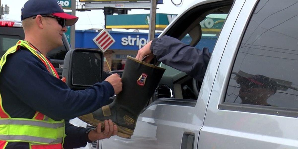 WFFD Fill The Boot Campaign Raised Nearly $58,000