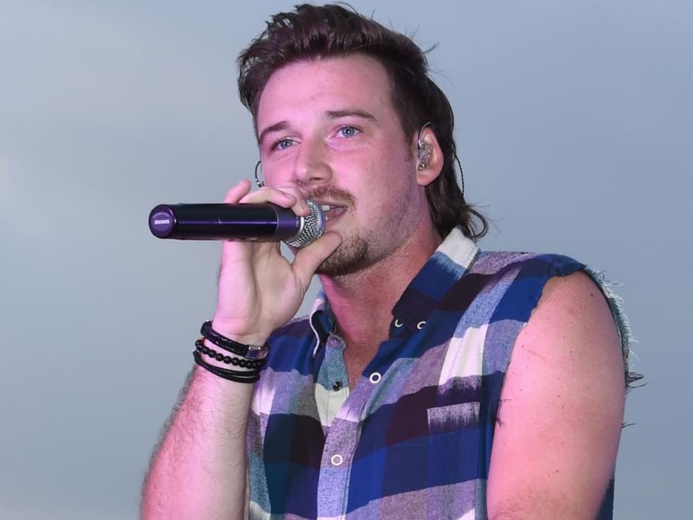 "Morgan Wallen to Release Smoldering New Single, ""Chasin' You"" [Listen]"