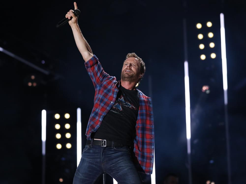"Dierks Bentley Scores 19th No. 1 Single With ""Living"""
