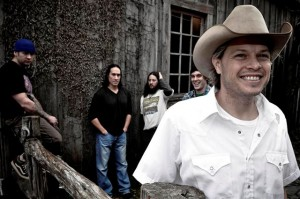 Jason Boland And The Stragglers Plot New Album 'Hard Times Are Relative'