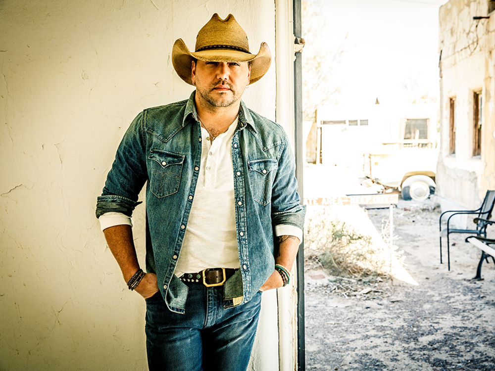 Jason Aldean Has Ankle-Breaking Crossover Appeal, Third Consecutive No. 1 Album on All-Genre Billboard 200