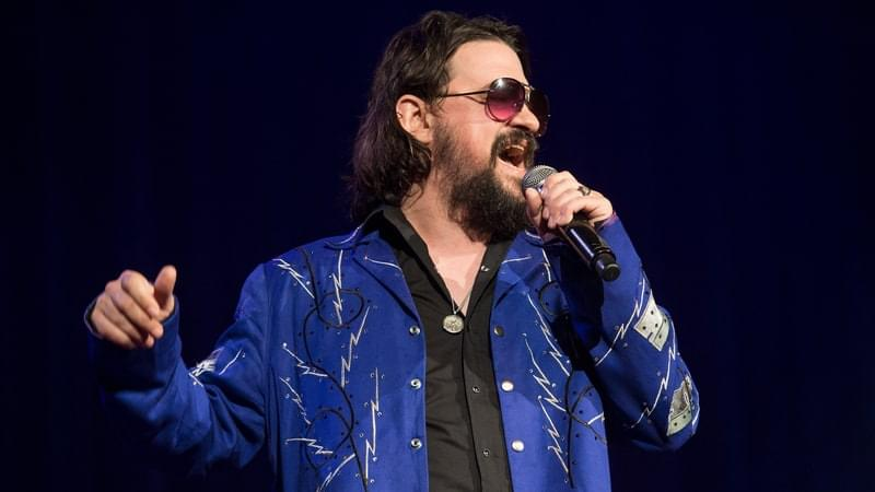 See Shooter Jennings' Rowdy 'Bound Ta Git Down' On 'Conan'