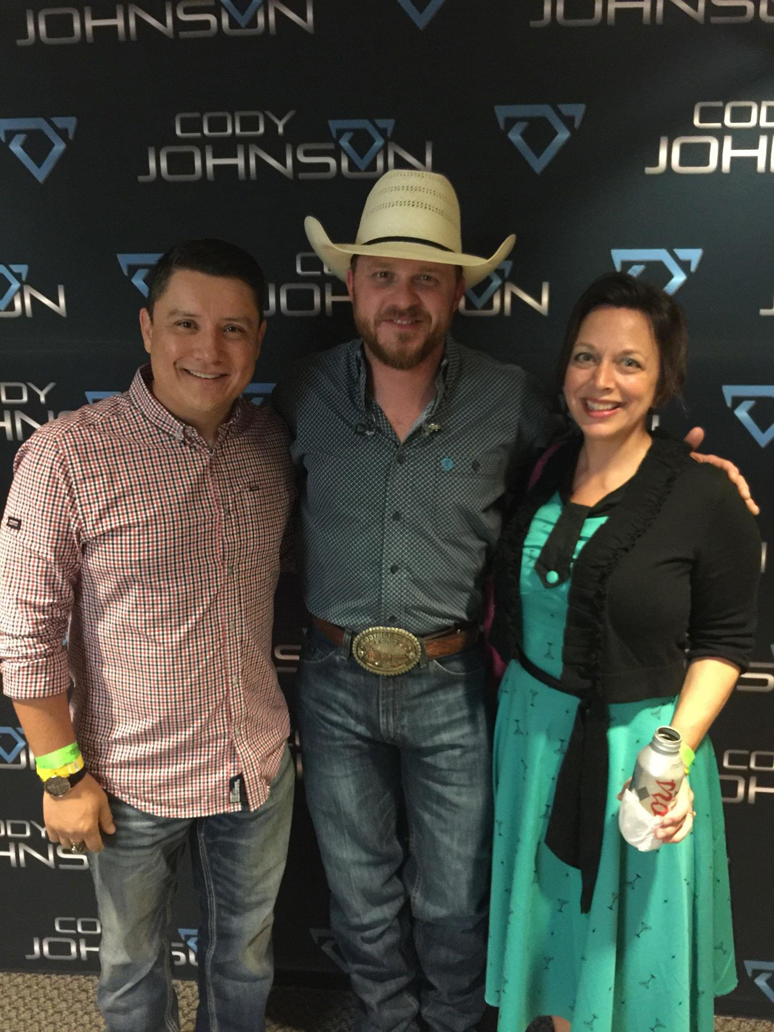 Check Out Our Pics From Cody Johnson's Wichita Falls Show!!