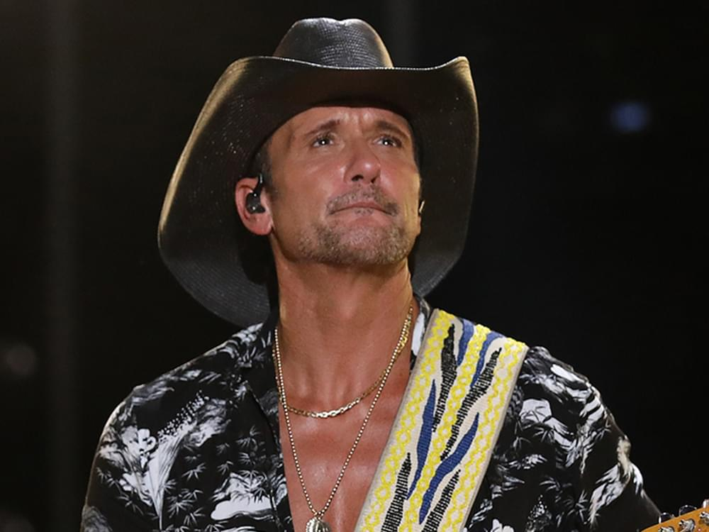"Tim McGraw's Creative Process? ""I'm Always Watching People Trying to Figure Out Their Story"""