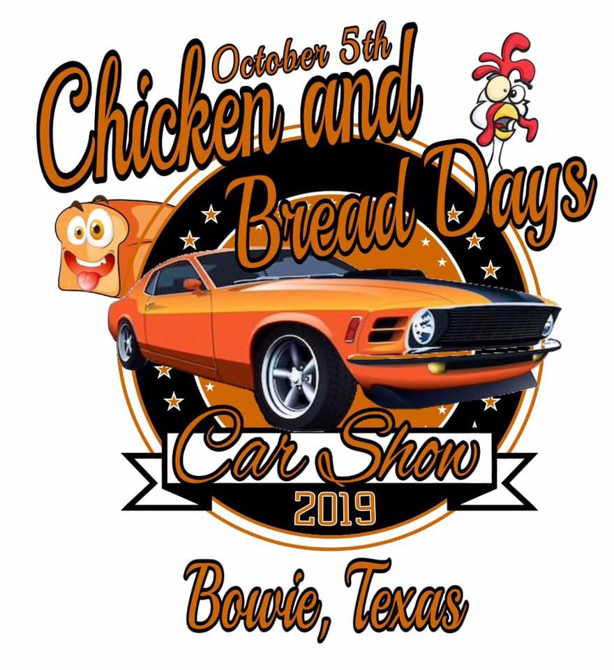 Chicken And Bread Days Car Show