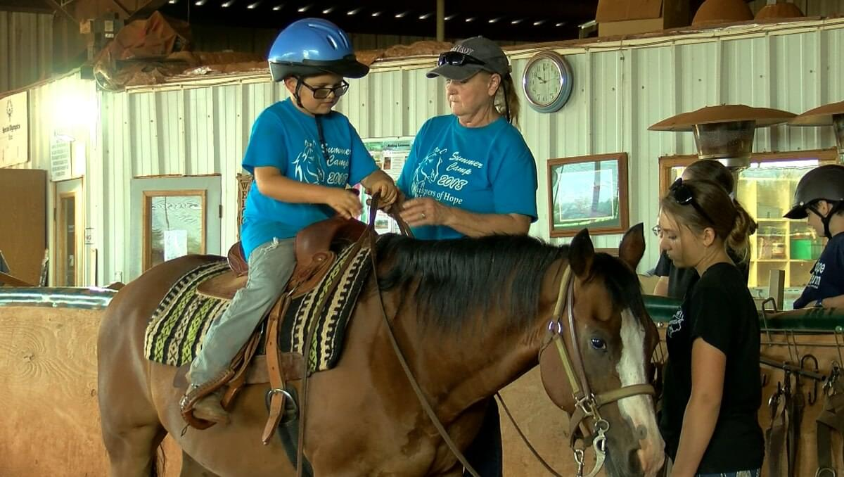 Adult Volunteers Needed At Therapeutic Riding Center