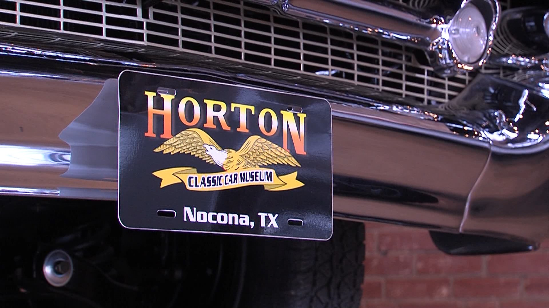 Rare Car Collection Is A Tourist Pit Stop In Nocona KQXCFM - Nocona car show